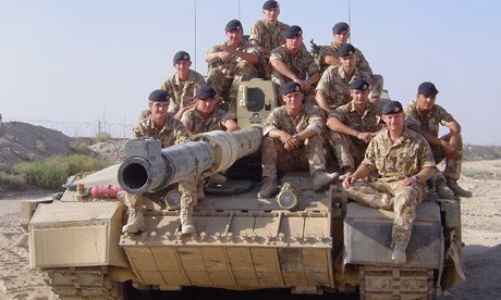 James Jeffrey serving in Iraq, 2004