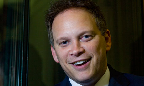 Grant Shapps in the Guardian