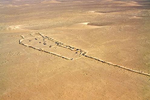 The Berm of Western Sahara