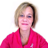 Heidi, breast cancer patient