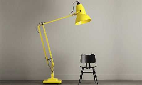Observer Magazine Competition: Win a giant Anglepoise lamp