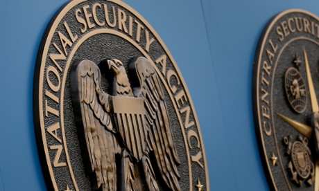 NSA sign