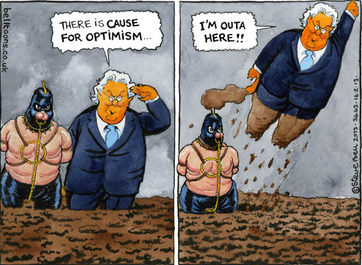 14.02.13: Steve Bell on Mervyn King