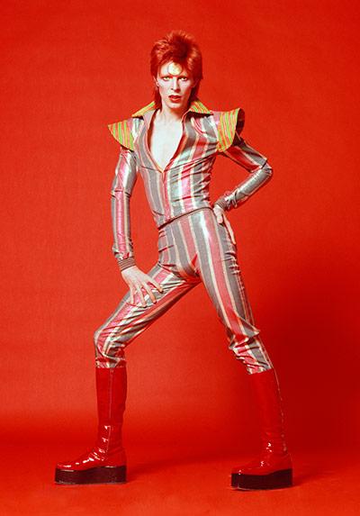 Bowie: David Bowie by by Masayoshi Sukita