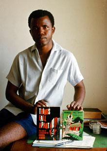 ate Pa Chinua Achebe