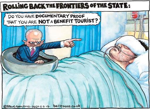 Image result for health tourism cartoon