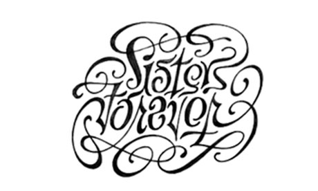 Ambigrams: The upside down art of the artist who inspired