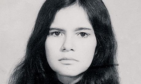 Marina Chapman at age 17