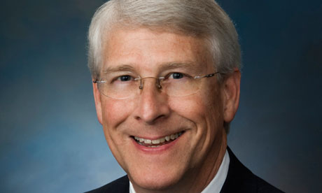 Republican senator Roger Wicker of Mississippi