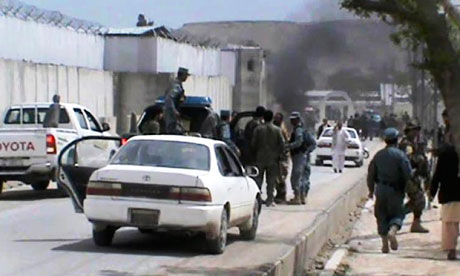 Explosion in Qalat, Zabul province