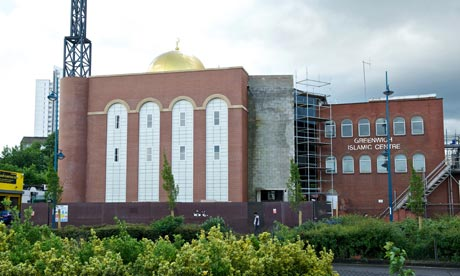 Greenwich Islamic Centre, Woolwich, London, Britain - 23 May 2013