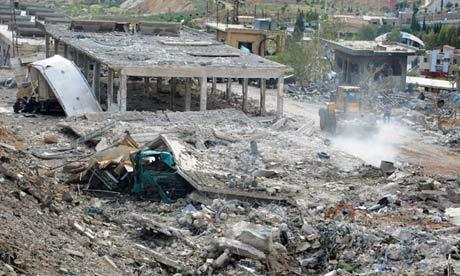 Syria Israeli airstrike