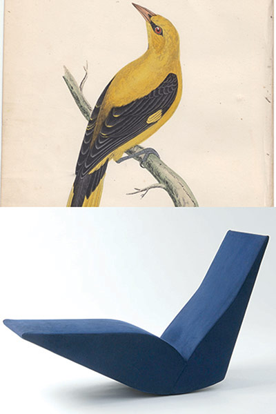 Dixonary: Bird Chaise 1991