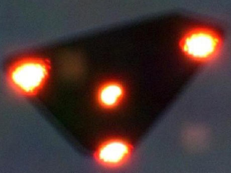 The Belgian UFO wave from 29 November 1989 to April 1990.