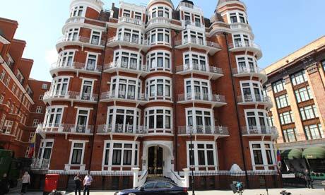 Ecuador embassy, London