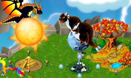DragonVale World mod apk | Interesting Views