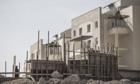 West Bank Jewish settlement
