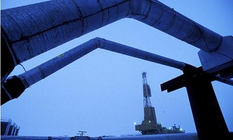 BP oil rig Alaska