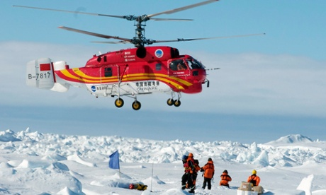 antarctic rescue