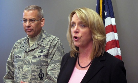 Deborah Lee James, US air force secretary