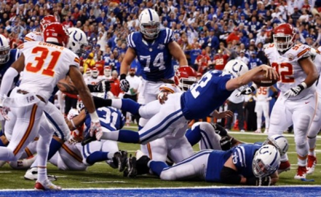 Indianapolis Colts Rally To Second Biggest Comeback Win In