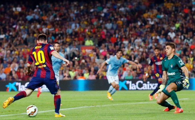 Barcelona V Eibar La Liga As It Happened Ian Mccourt