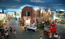 Kidzania Mini-city Children In Charge Art