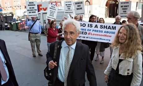 IPSO protest