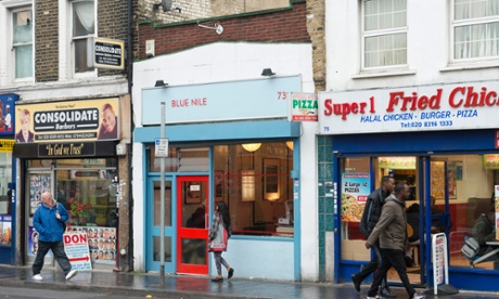 The Blue Nile, Woolwich