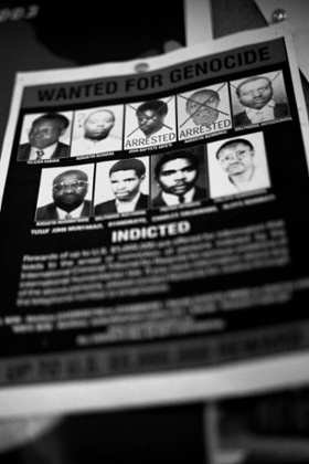 ICTR wanted poster
