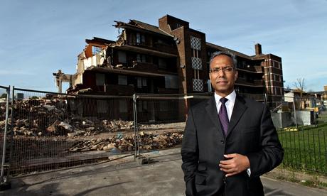 Mayor of Tower Hamlets Lutfur Rahman