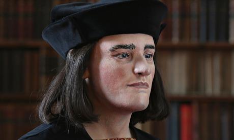 Reconstruction of Richard III's face