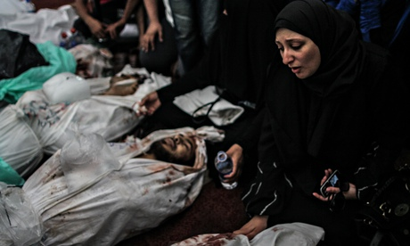 Rabaa morgue