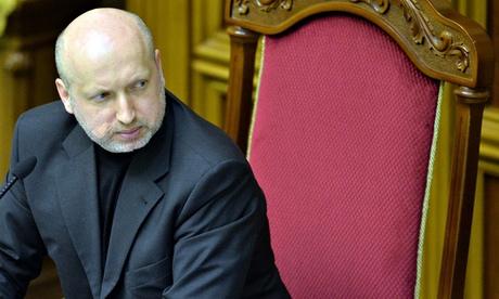 Olexandr Turchynov