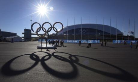 Sochi Winter Olympics sustainability
