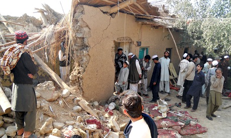 US drone strike on madrasa in Pakistan on 21 November 2013