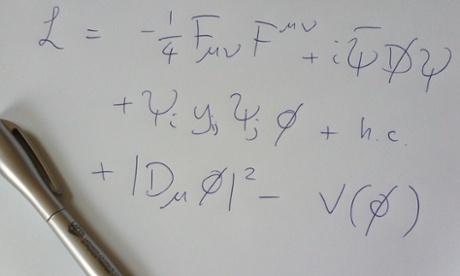 Standard Model Lagrangian