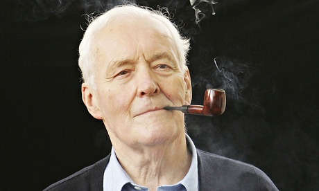 Tony Benn at the Edinburgh literary festival in 2005