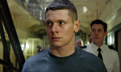 Jack O'Connell plays a feral young convict in prison drama Starred Up