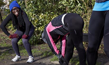 Join a social running club - Bim Adewunmi for Do Something