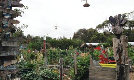 Veg Out gardens in Melbourne, Australia.