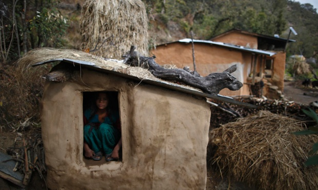 Chaupadi is a tradition observed in parts of Nepal, which cuts women off from the rest of society when they are menstruating.