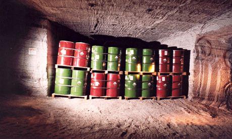 Stocamine france waste