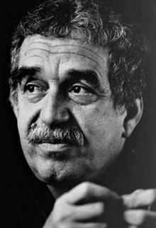 Undated photo of Gabriel García Márquez