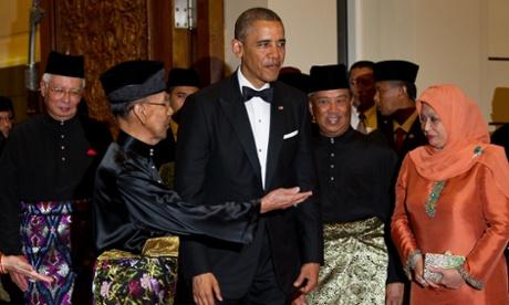 barack obama malaysia