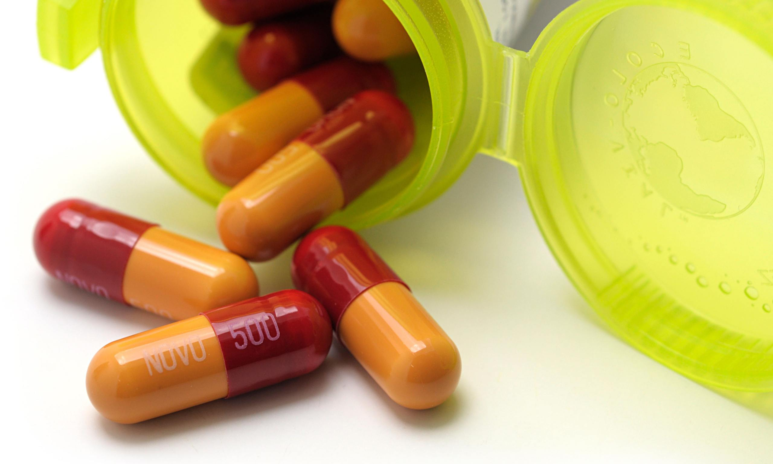 Antibiotics are losing effectiveness in every country ...