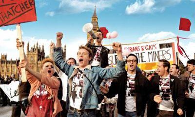 George MacKay stars in historical comedy Pride