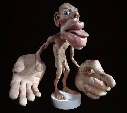 How to refresh your inner Gollum health and the homunculus  Life and style  The Guardian