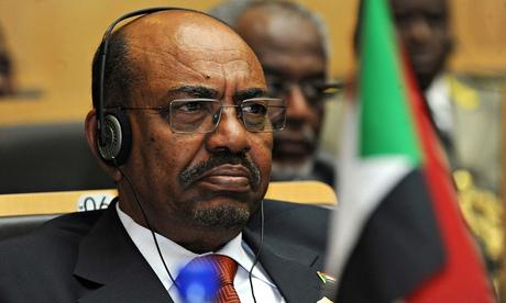 Sudan's president Omar al-Bashir