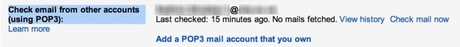 Combine accounts   Gmail